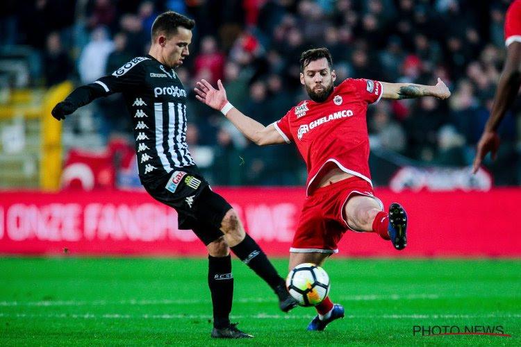 Officiel : l'Antwerp perd un joueur, Yatabaré en pleine réflexion