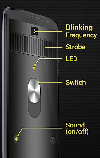 Flashlight: LED Light screenshot 7