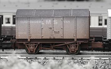 Photo: 2F-013-002 Gunpowder Van