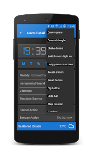 Turbo Alarm - Alarm Clock Free Screenshot