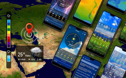 Live Weather Forecast App-Radar & Daily Report 15.6.0.45253_45600 app download 3