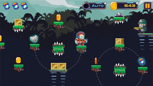 Metal Shooter: Run and Gun screenshot 22