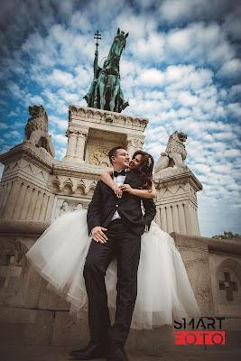 Wedding photographer SORIN BARA (smartfoto). Photo of 28.08.2015