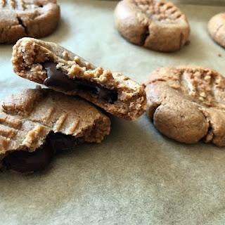 Chocolate stuffed Peanut Butter Cookies - Ep 308.