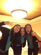 Photo: Angie, Lauren and Caitlin