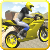 Freestyle Motorbike Simulator