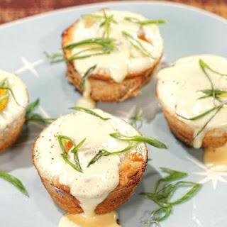 Muffin Tin Eggs Benedict