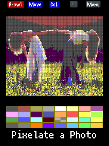 Pixel Art Maker 2.2.0 screenshots 12