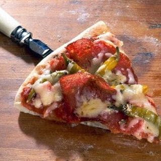Pizza With Salami Recipes.