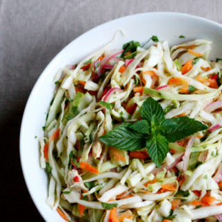 Thang Long's Duck & Cabbage Salad.