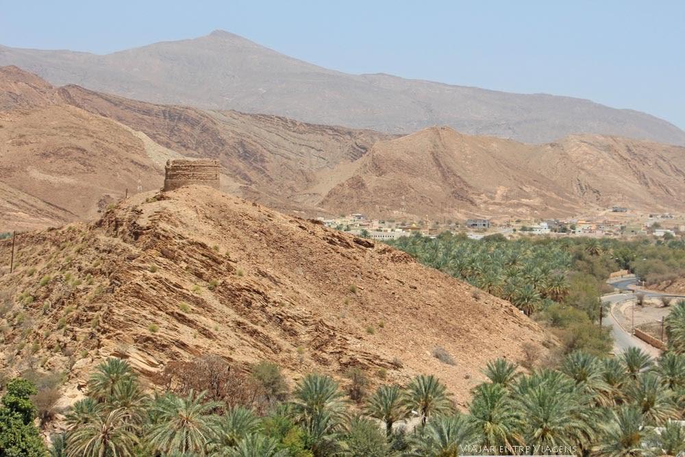 Jebel Akhdar Birkat al Mauz