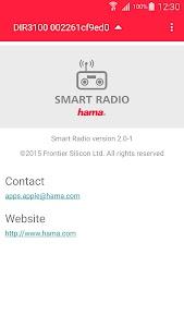Hama Smart Radio screenshot 7