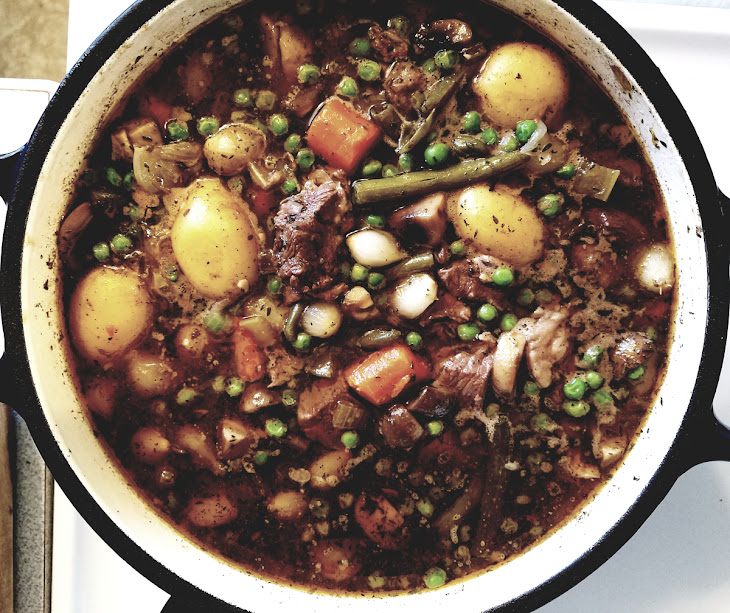 Beef and Mushroom Stew Recipe