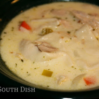 Chicken Dumplin' Soup