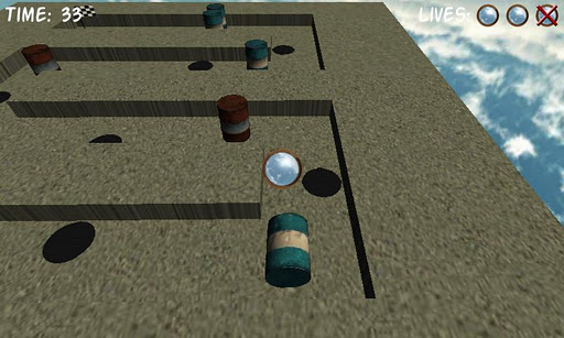 RocknBall Free screenshot 2