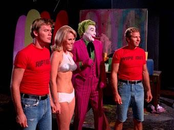 Surf'S Up! Joker'S Under!