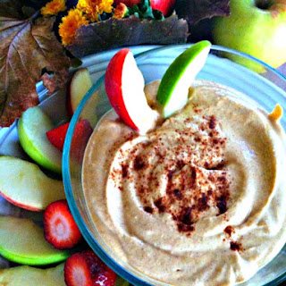 Pumpkin Cream Cheese Dip.