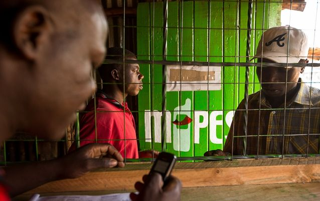 Innovations such as M-Pesa, which makes it possible to transact from your cellphone, are making waves and getting noticed. Picture: BLOOMBERG/TREVOR SNAPP