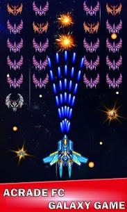 تحميل لعبة Galaxy sky shooting مهكرة للاندرويد [آخر اصدار] 5