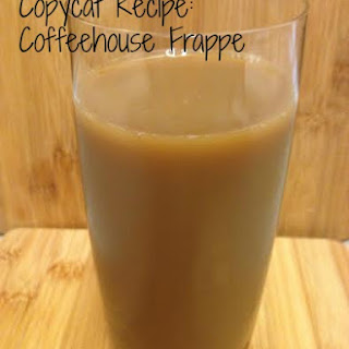 Coffeehouse Frappe