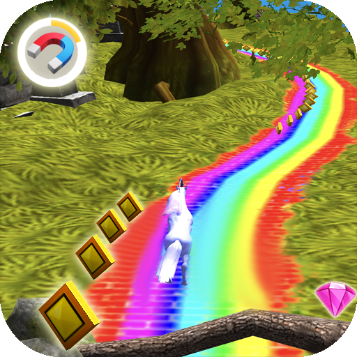 Temple Unicorn Dash 3D: Jungle Run Adventure - Apps on