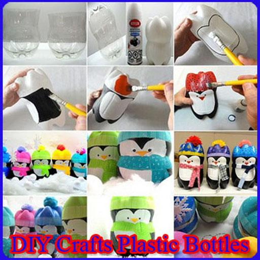 DIY Crafts Plastic Bottles