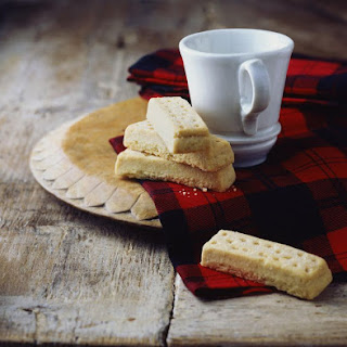 Traditional All Butter Scottish Shortbread.