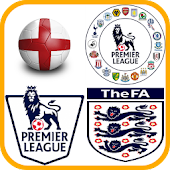 English Football - Logo Quiz
