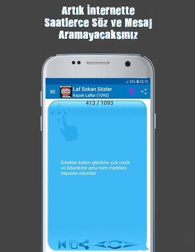 Laf Sokan Kapak Su00f6zler u0130NTERNETSu0130Z 12.04.2010 Screenshots 3
