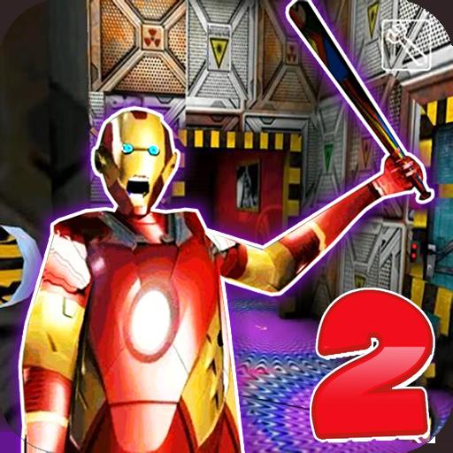 Baixar Red granny 2: Scary Iron neighbor Mod 2020