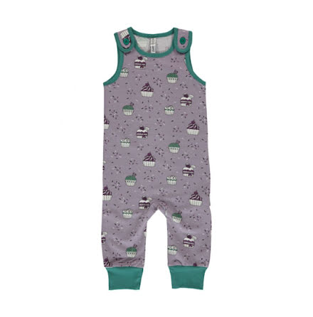 Maxomorra Playsuit Cupcake