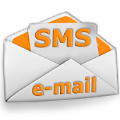 SMS to e-mail