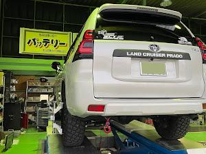 ランドクルーザープラド GDJ150Wのカスタム事例画像 プラ坂さんの2020年11月24日20:35の投稿