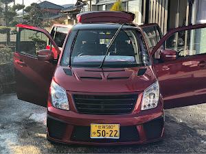 ワゴンRスティングレー MH23S 平成21年式のカスタム事例画像 車高短詐欺師(流れ星)さんの2020年02月14日16:10の投稿