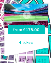 FanPass - thumbnail of selected stadium seat