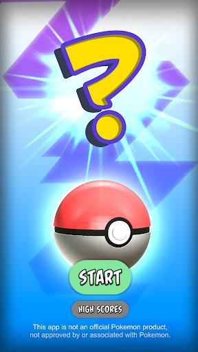 玩免費益智APP|下載Unofficial Pokemon Quiz app不用錢|硬是要APP