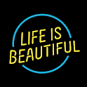 Life is Beautiful Festival icon
