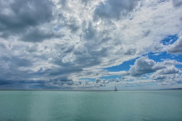 Un mare di nuvole di poppy