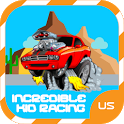 Fast Racing Game For Kids icon