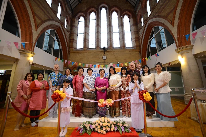 Songkran Festival 2017 Wat Phra Dhammakaya London