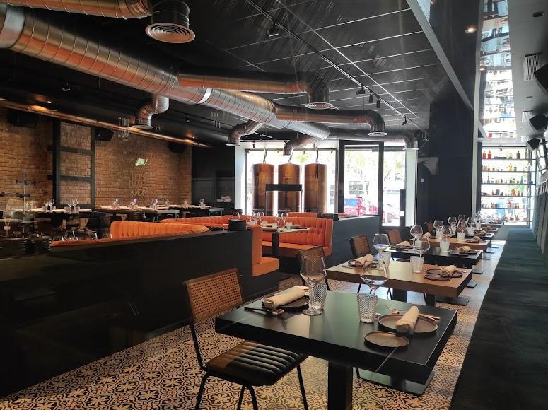 El restaurante tiene una capacidad de unas 60 personas.