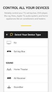 Peel Universal Smart TV Remote Control 10.6.1.4 (Pro)