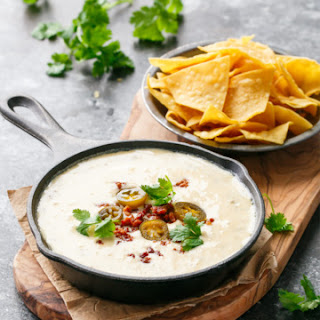 Spicy Chorizo Queso Dip.