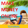 Make money online tutorial apk