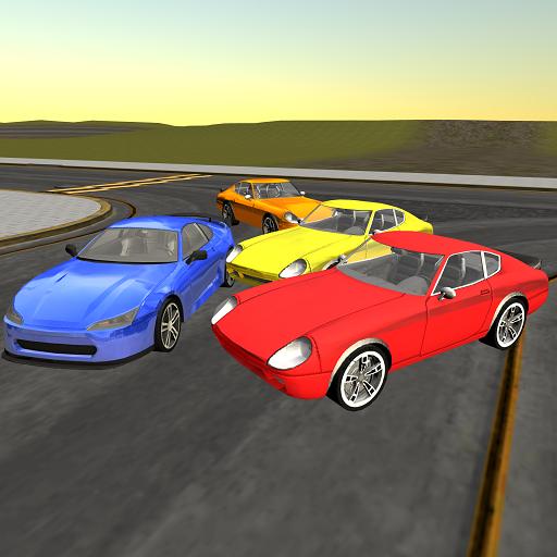 スタントスポーツカーシミュレーター 模擬 App LOGO-APP試玩