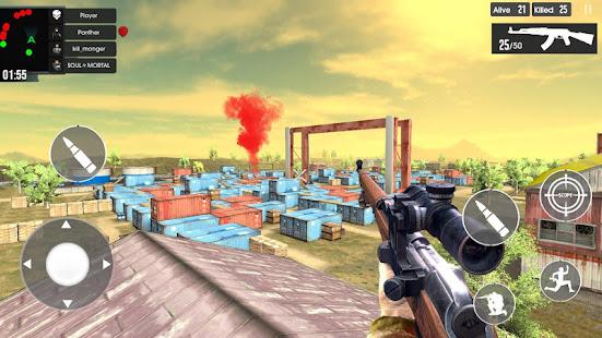 Game FPS Commando 2019 APK for Windows Phone