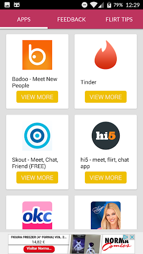 online dating apps for pc Badoo is a free cross platform app that is designed to help people make friends  and hook up online in what is a twenty-first century dating site in all but name.