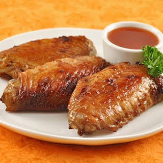 Chicken Wings With Soy Sauce And Orange Juice Recipes.