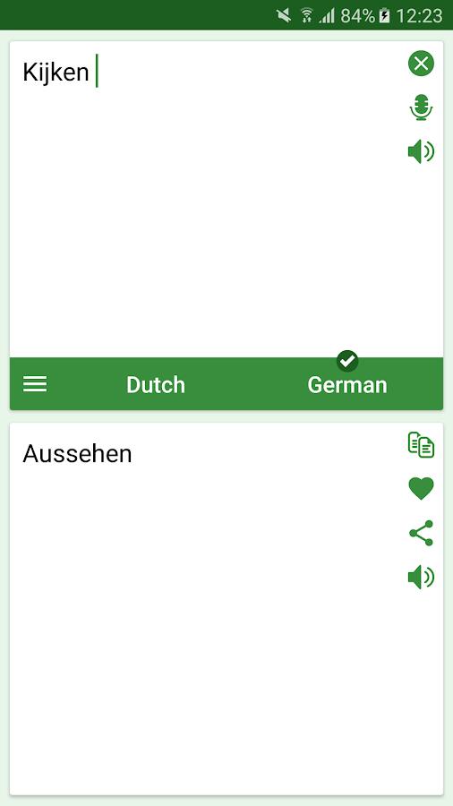 niederländisch deutsch translate