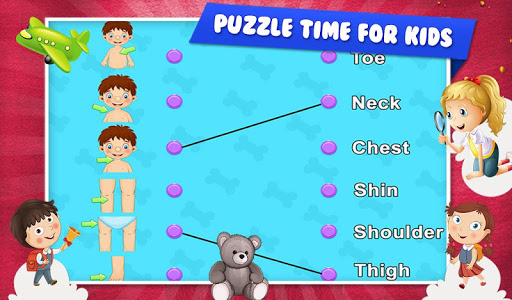 Baby Learning Human Body Parts v1.0.0